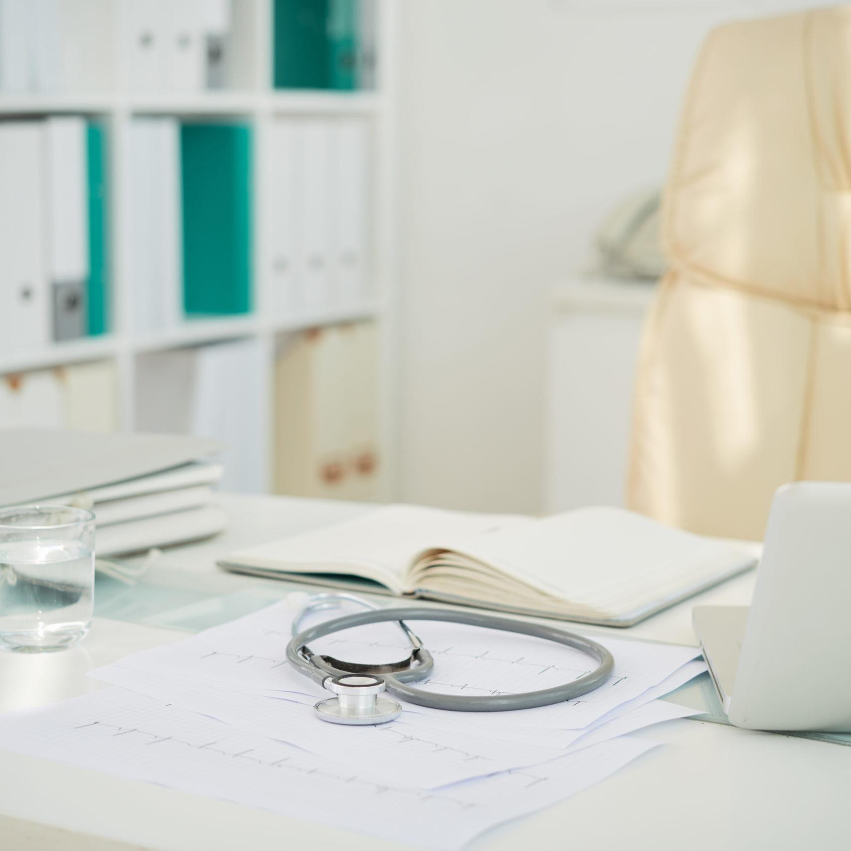 worplace-in-modern-hospital